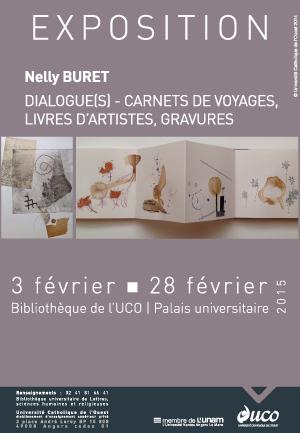 affiche expo N Buret.indd